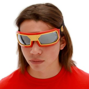 Iron Man Adult Goggles - Red/Gold / One-Size