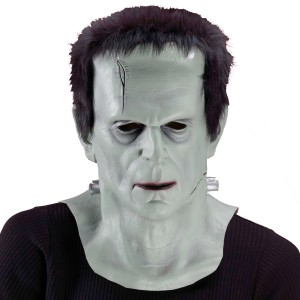 Universal Monster Collector's Edition Frankenstein Adult Mask - Gray / One-Size