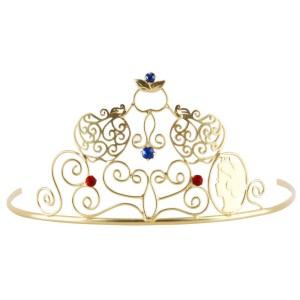 Snow White Child Tiara - Gold / One-Size