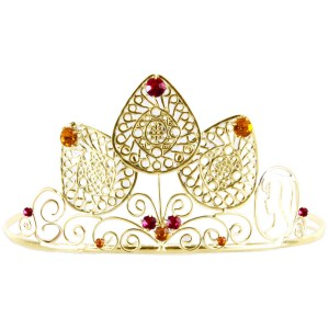 Rapunzel Child Tiara - Gold / One-Size
