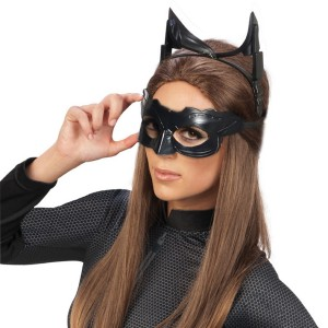 Batman The Dark Knight Rises Catwoman Deluxe Accessory Kit Adult - Black / One-Size