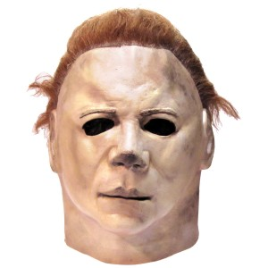 Halloween 2 - Michael Meyers 1981 Adult Mask - White / One-Size