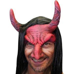 Red Devil Adult Headpiece