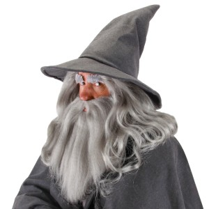 Lord Of The Rings Gandalf Hat Adult - Gray / One-Size