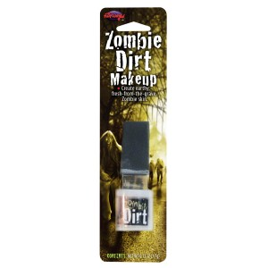 Zombie Dirt Makeup - Brown / 0.13 oz.