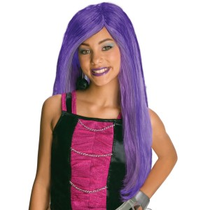 Monster High Spectra Vondergeist Child Wig