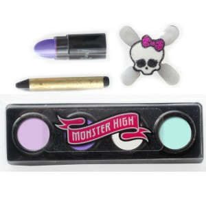 Monster High Abbey Bominable Makeup Kit - Multi-colored / One-Size