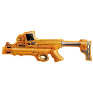 G.I. Joe Retaliation Black Tempest Inflatable Gun - Gold / One-Size
