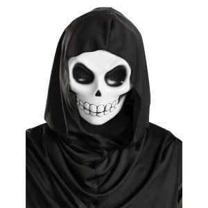 Reaper Adult Mask - White / One-Size