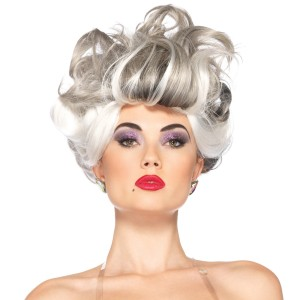 Disney Ursula Wig - Gray
