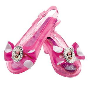Disney Minnie Mouse Kids Shoes - One-size