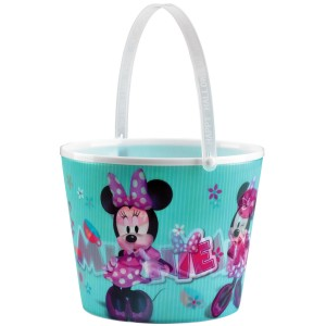 Disney Minnie Mouse Candy Bucket