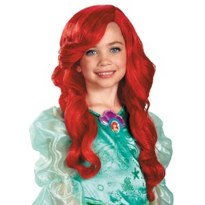 Disney Kids Ariel Wig - One-Size