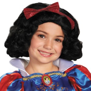 Disney Kids Snow White Wig - One-size