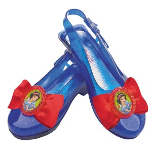 Disney Snow White Kids Sparkle Shoes - One-size
