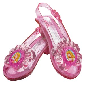 Disney Aurora Kids Sparkle Shoes - One-size