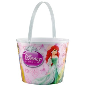 Disney Princess Sparkle Candy Bucket