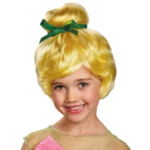 Disney Tinker Bell Kids Wig - One-size