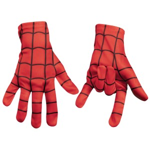 Ultimate Spider-Man Kids Gloves - One-size