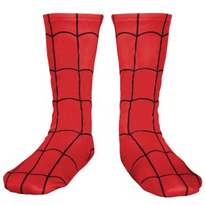 Ultimate Spider-Man Kids Boot Covers - One-size