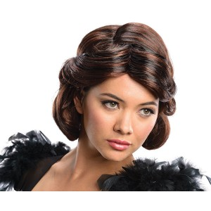 Oz the Great and Powerful Evanora Wig - Brown