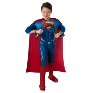 Superman-Man of Steel-Bendable Steel Bar