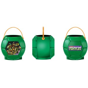 Teenage Mutant Ninja Turtles-Trick or Treat Pail