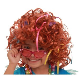 Frilly Lilly Kids Wig - One-Size