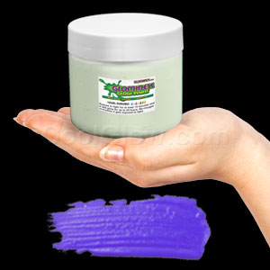 Glominex Glow Paint Pint - Invisible Day Purple