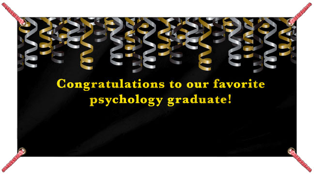 Celebration Ribbons - Custom Banner