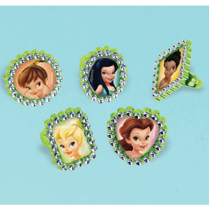 Disney Tinkerbell Jewel Ring- 18ct