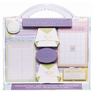 Baby Shower Game Kit - 5ct