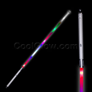 Flashing LED Light Stick - Multicolor