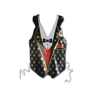Casino Awards Night Vest