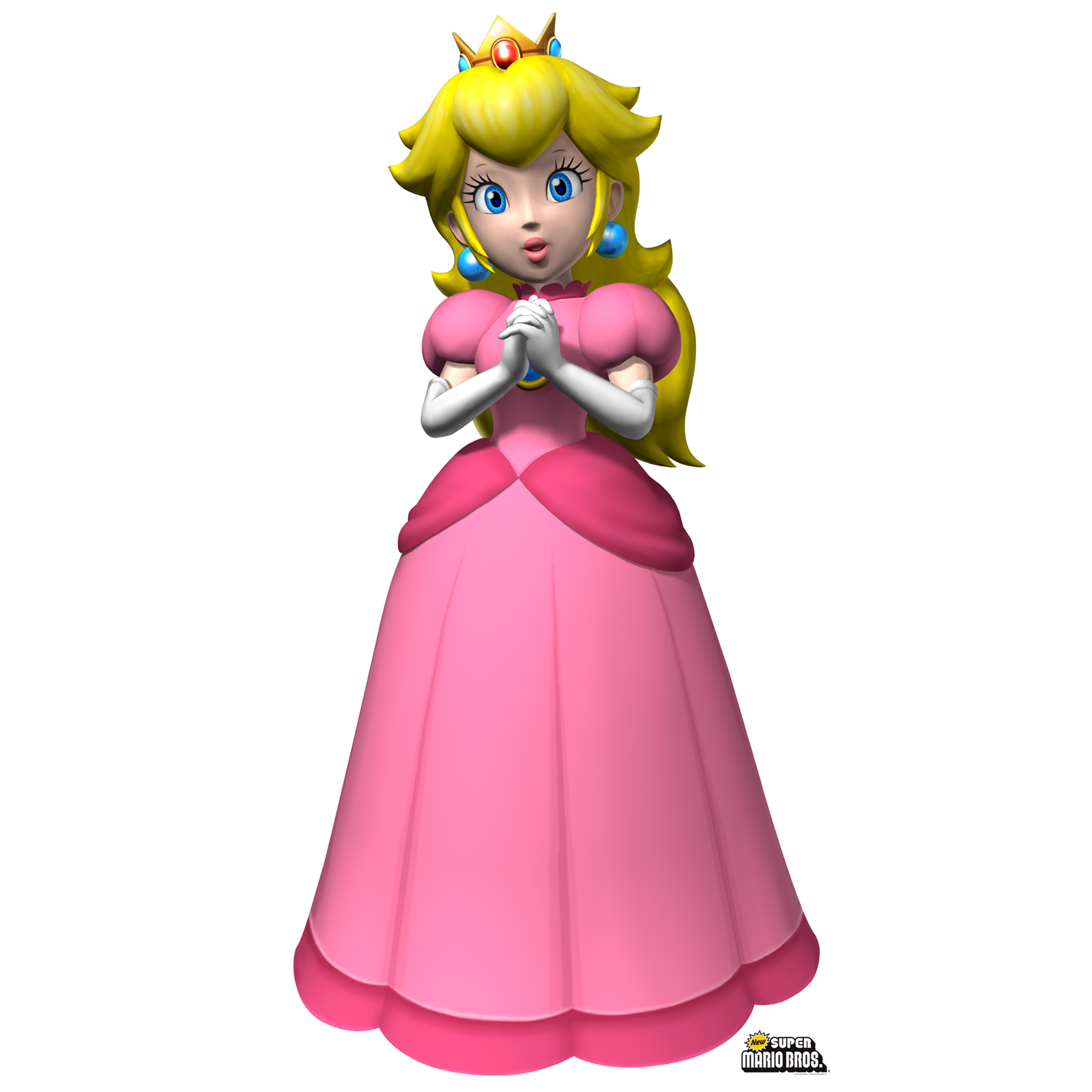 Super Mario Bros. Princess Peach Standup
