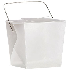 Translucent Mini Wedding Favor Pails - 12 Ct