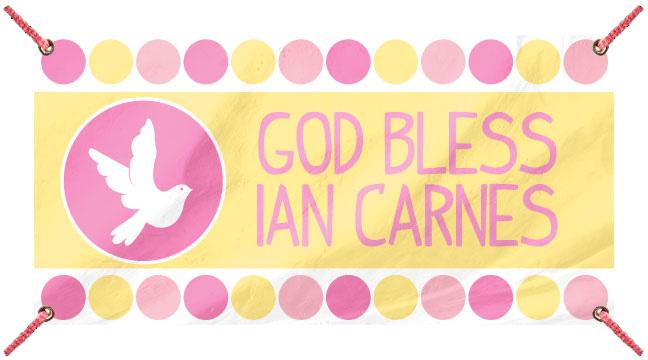 Pink Dove - Custom Banner