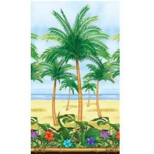 Palm Tree Room Roll- 40ft