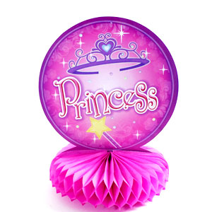 Honeycomb Centerpiece - Princess