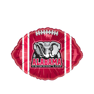 Alabama Crimson Tide Balloon- 18in