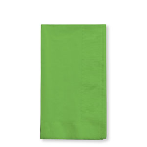 Citrus Green Dinner Napkins