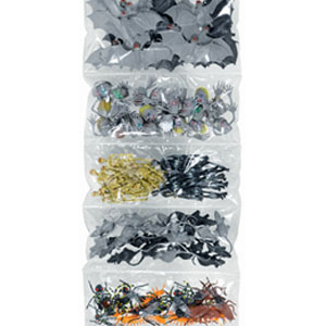Halloween Creepy Crawly Super Mega Mix- 100ct