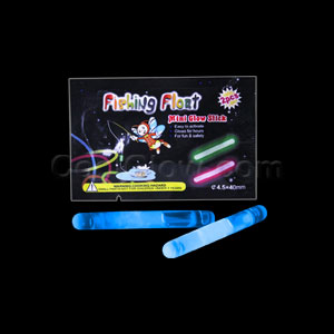 1.5 Inch Retail Packaged Glow Sticks - Blue