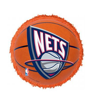 New Jersey Nets Pinata