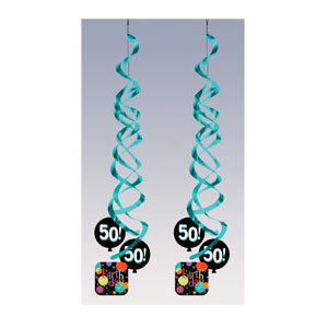 Life is Great at 50 Danglers - 2ct