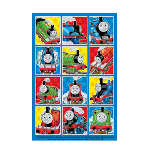 Thomas The Tank Stickers- 2ct