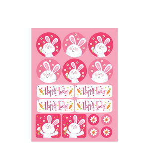 Hippity Hop Value Stickers