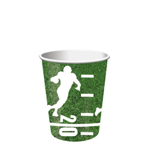 Touchdown 9 oz. Cups
