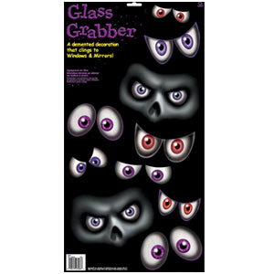 Spooky Eyes Glass Grabber