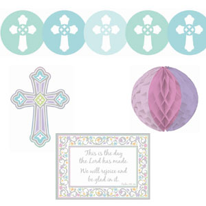 Blessed Day Decorating Kits- 10pc